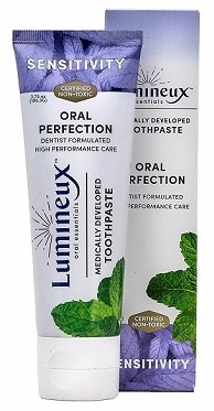 Lumineux Oral Essentials Toothpaste